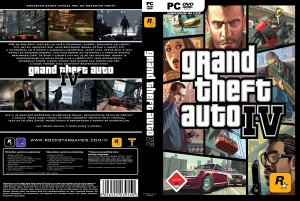 Download GTA IV PC cover